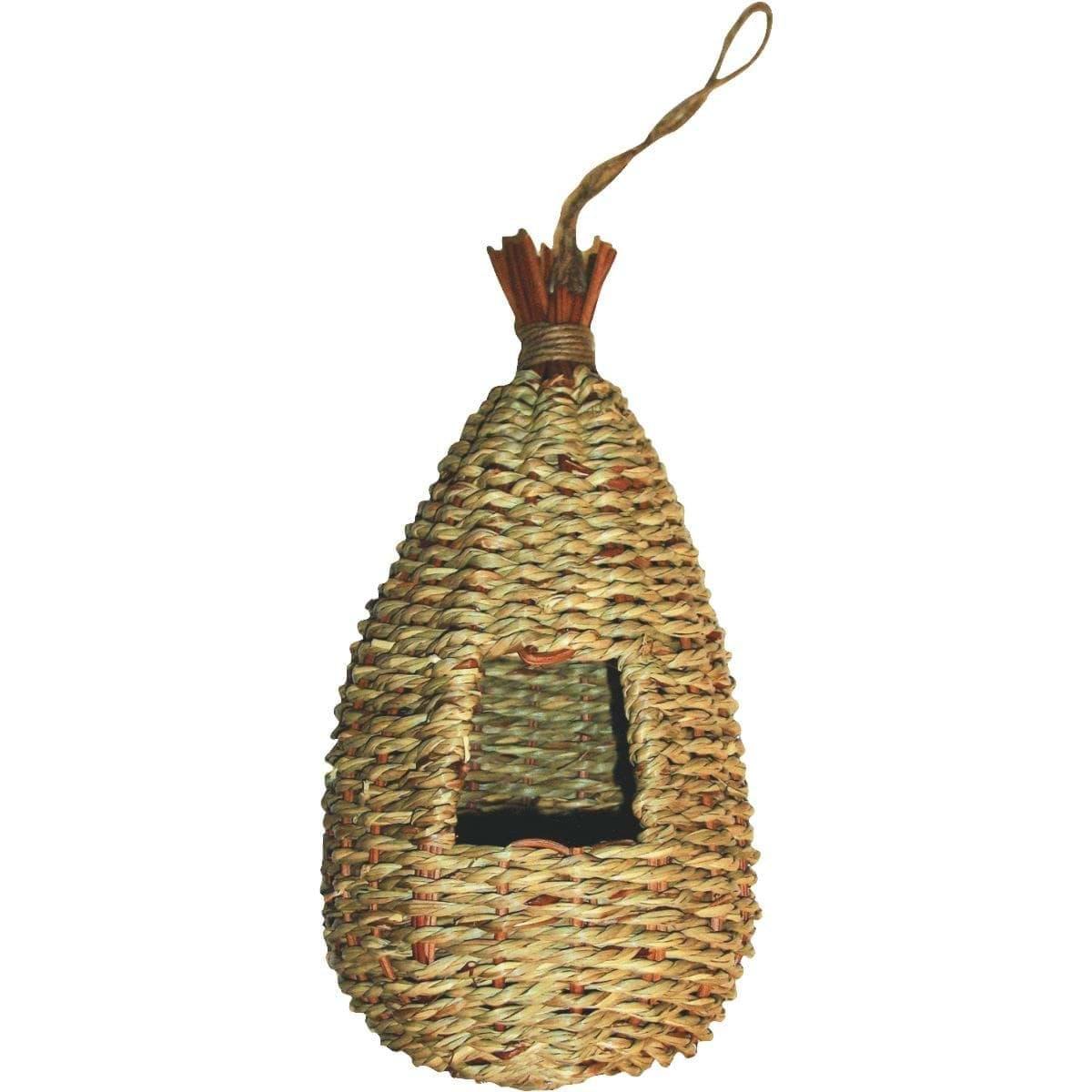 Ropesoapndope Gardman Teardrop Woven Rope Roosting Pocket