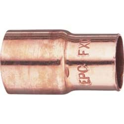 "Picture of Elkhart Reducing Copper Coupling - 3/8""x3/8"""
