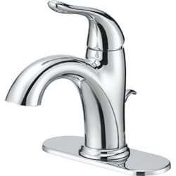 Picture of Home Impressions 1-Handle Bathroom Faucet with Pop-Up