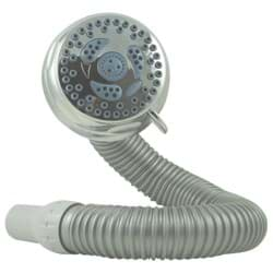 Picture of Waterpik Flex 6-Spray 1.8 GPM Fixed Showerhead