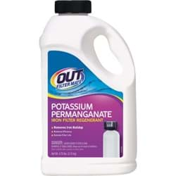 Picture of Potassium Permanganate Water Treatment