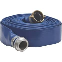 "Picture of PVC Discharge Hose - 2"" x 50'"