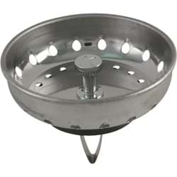 Picture of Keeney Stainless Steel Basket Strainer Stopper