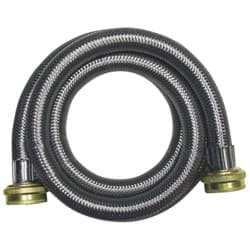 "Picture of B&K Washing Machine Hose - 3/4"" X 3/4"" FGH X 6' L"