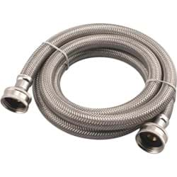 "Picture of B&K Washing Machine Hose - 3/4"" X 3/4"" FGH X 5' L"