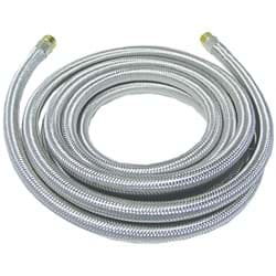 "Picture of B&K Ice Maker Connector - 	1/4"" F Compression Thread Both Ends X10'"