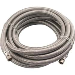 "Picture of B&K Ice Maker Connector - 1/4"" F Compression Thread Both Ends X 20'"
