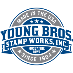 Picture for manufacturer Young Bros. Stamp Works, Inc.