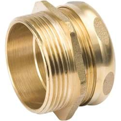 "Picture of Male Drain Waste Adapter Connector - 1-1/4"" x 1-1/2"""