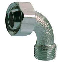 "Picture of B&K Bathcock Coupling Elbow - 3/4"" x 1/2"" MIP"