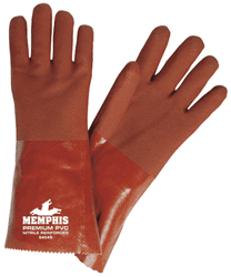 Picture of Glove Chemical PVC Acid/Caustic Red 14""