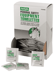 Picture of Respirator Towelettes MSA – 100pack