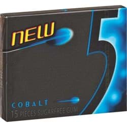 Picture of 5 Cobalt Gum