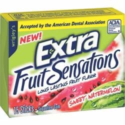 Picture of Extra Fruit Sensations Gum