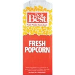 Picture of Do it Best Popcorn Bag