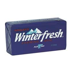 Picture of Wrigley's Winterfresh Gum