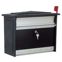 Picture of Gibraltar Mailsafe Lockable Security Wall Mount Mailbox