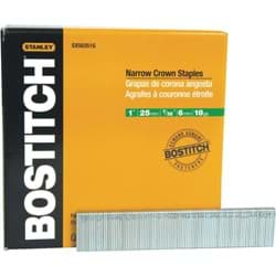 Picture of Bostitch Narrow Crown Finish Staple - 1""