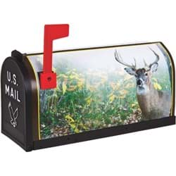 Picture of Flambeau T2 Deer Decorative Post Mount Mailbox