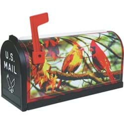 Picture of Flambeau T2 Cardinal Decorative Post Mount Mailbox