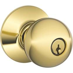 Picture of Schlage Orbit Triple Option Entry Knob