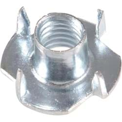 "Picture of Hillman Pronged Tee Nuts - 1/4""x20tpi"