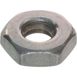 Picture of Hillman Stainless Steel Hex Machine Screw Nut - #6x32tpi