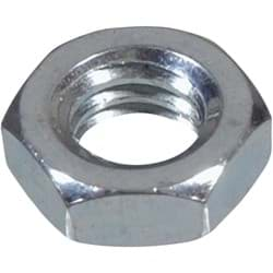 Picture of Hillman Stainless Steel Hex Machine Screw Nut - #10x24tpi