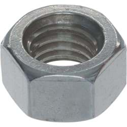 "Picture of Hillman Grade 2 Stainless Steel Hex Nut - 1/4""x20tpi"