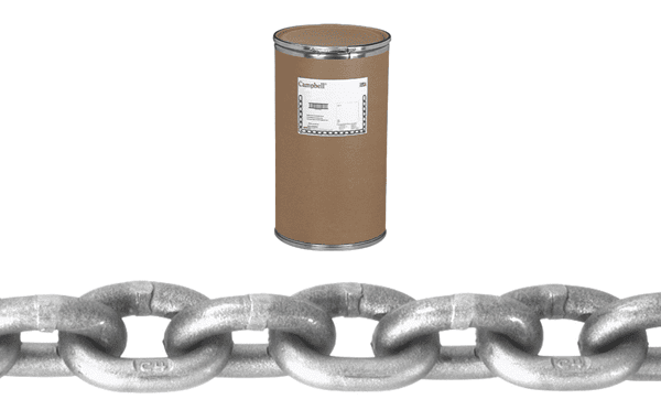 Picture of Chain Steel Domestic Cooper Campbell – 3/8""