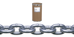 Picture of Chain Galvanized Domestic Copper Campbell – 3/8""