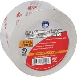 Picture of Intertape UL181AP-BFX Aluminum Foil Tape