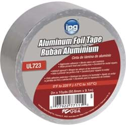 "Picture of Intertape Aluminum Foil Tape - 2"" x 10yd"
