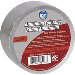 "Picture of Intertape Aluminum Foil Tape - 2"" x 50yd"
