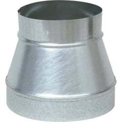 "Picture of 30 Gauge Imperial Increaser/Reducer (No Crimp) - 5"" x 4"""