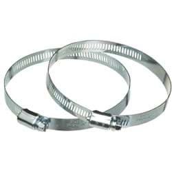 Picture of Metal Duct Clamps - 3""