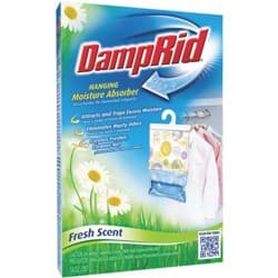 Picture of DampRid Hanging Moisture Absorber - Fresh Scent - 14 oz.