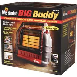 Picture of MR. HEATER Big Buddy Propane Heater