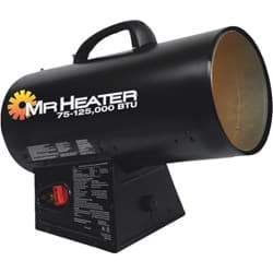 Picture of MR. HEATER Propane QBT Forced Air Heater