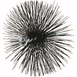 Picture of Meeco's Red Devil Wire Chimney Brush - 6""