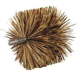 Picture of Meeco's Red Devil Pellet Stove Chimney Brush - 4""