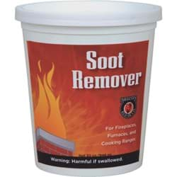 Picture of Meeco's Red Devil Powdered Soot Remover - Quart