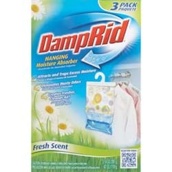Picture of DampRid Hanging Moisture Absorber - Fresh Scent - 42 oz.