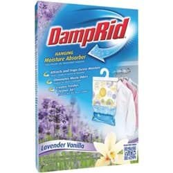 Picture of DampRid Hanging Moisture Absorber - Lavender Vanilla - 14 oz.