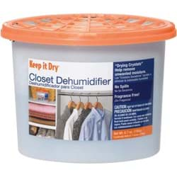 Picture of Keep it Dry Closet Moisture Absorber