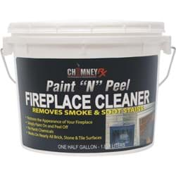 "Picture of Chimney RX Paint ""N"" Peel Fireplace Masonry Cleaner"