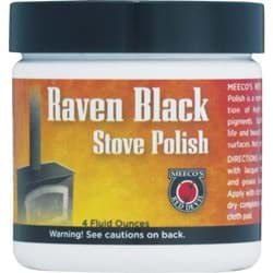 Picture of Meeco's Red Devil Black Stove Polish