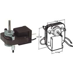 Picture of United States Hardware Mobile Home Exhaust Fan Motor