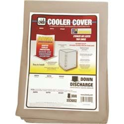 "Picture of Dial Evaporative Cooler Cover - 28"" x 28"" x 34"""
