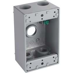 Picture for category Outdoor Outlet Box